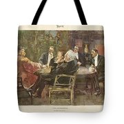 A Deal - In Washington  Tote Bag