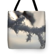 Deep Freeze Tote Bag
