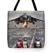 A Gr9 Harrier  Tote Bag