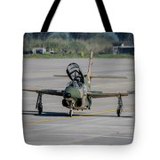 A Hellenic Air Force T-2 Buckeye Tote Bag