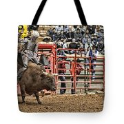 A Night At The Rodeo V6 Tote Bag