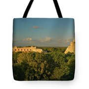 A Panoramic View From Left To Right Tote Bag