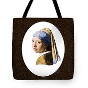 A Pearl Beyond Price Tote Bag