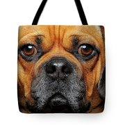 A Puggle Tote Bag