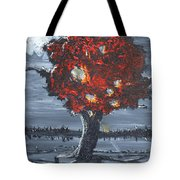 A Ray Of Healing Tote Bag