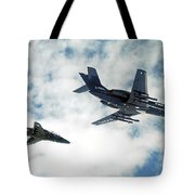 A Royal Air Force Hawk  Tote Bag