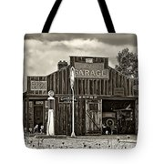 A Simpler Time Sepia Tote Bag