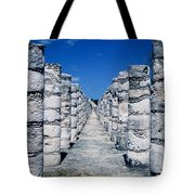A Thousand Columns Tote Bag