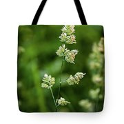 A World Of Green Tote Bag