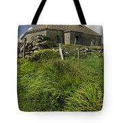 Abandoned Farm In Ireland Tote Bag