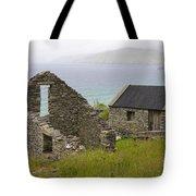 Abandoned Stone House, Slea Head Tote Bag