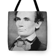 Abraham Lincoln Tote Bag by Unknown