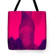 Absolute Tower Tote Bag