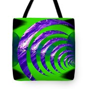 Abstract 123 Tote Bag