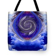 Abstract 143 Tote Bag