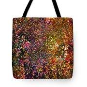 Abstract 295 Tote Bag