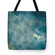 Blessed - Abstract Art  Tote Bag