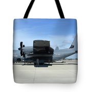 Ac-130j Ghostrider At Hurlburt Field Tote Bag