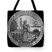 Academy Of Arts & Sciences Tote Bag