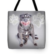Access To Smart Dog Training Tote Bag