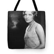 Actress Helen Hayes Tote Bag