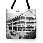 Adirondack Hotel, 1889 Tote Bag