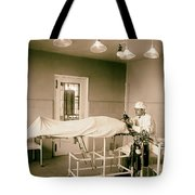 Administering Anesthesia 1922  Tote Bag