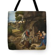 Respect Amd Love Of The Shepherds Tote Bag