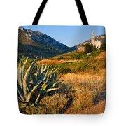Adriatic Landscape Tote Bag