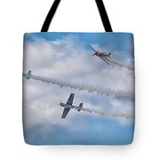 Aerostars Tote Bag