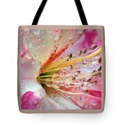 Instant Jewelry Tote Bag