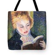 After Renoir Tote Bag