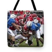 Air Force Versus Houston Tote Bag