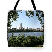 Albany Skyline Tote Bag