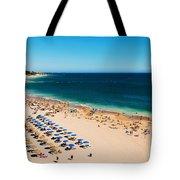 Albufeira Beach Tote Bag