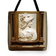 Alexander The Great By Andrea Del Verrocchio Tote Bag
