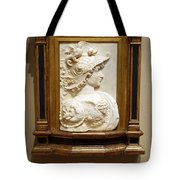 Alexander The Great By Andrea Del Verrocchio Tote Bag