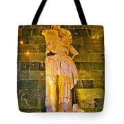 Alexander The Great In Antalya Archeological Museum-turkey Tote Bag