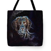 Bow Wow Tote Bag