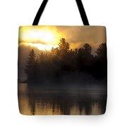 Algonquin Sunrise Tote Bag