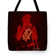 Alice Cooper At The Concord Pavillion Tote Bag