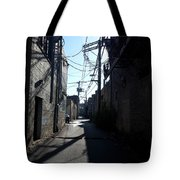 Alley 19 Tote Bag
