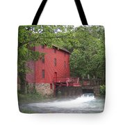 Alley Springs Mill  Tote Bag