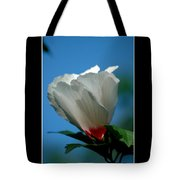 Althea Flower Tote Bag