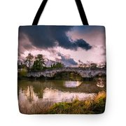 Alyesford Bridge Tote Bag