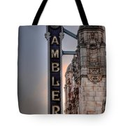 Ambler Theater - Ambler Pa Tote Bag
