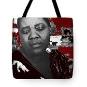 American Blues Singer Bessie Smith Unknown Date-2013 Tote Bag