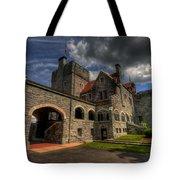 American Castle Tote Bag