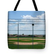 America's Game Tote Bag