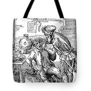 Amman: Dentist, 1568 Tote Bag